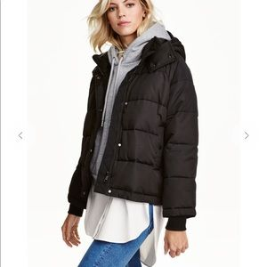 HM PUFFER JACKET NEW